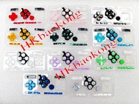 11 Kinds Of Color Button Keypad Replacement Button Repair Parts Set For PSP 3000