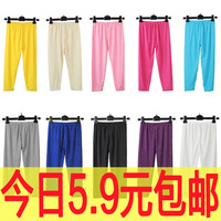 Viscose legging female slim capris skinny pants