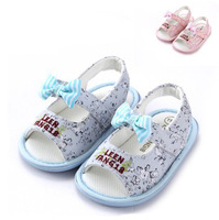 Newest Soft Sole Baby Sandals For Girls Soft Slip-Resistant Outsole Infant Toddler Shoes (107-11.7CM)