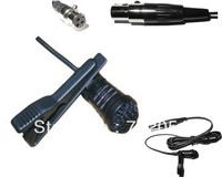 """""""Cardioid"""" TA3F Lavalier Lapel Mic Microphone Fit A-K-G Sa-mson Wireless 3 Pin Mini XLR Plug Round Mic. Head"""