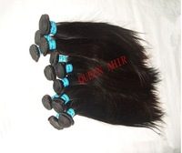 Queen hair: virgin Peruvian hair,natural straight ,10''-30'' (New arrival ,Queen hair product) 10pcs/lot