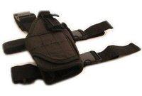SWAT Universal Combat Pistol Leg Holster Mag Pouch BK free ship