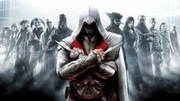 Free shipping posters Game poster Assassin's Creed interior decoration decorative picture