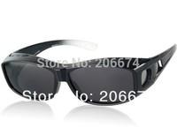 free shipping+NEW Sports Polarized Sunglasses (Black)
