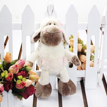 Plush toy sheep doll pocket sheep doll birthday gift