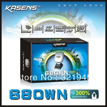 Original Kasens 680WN Wireless Mini USB 150Mbps Adapter Adaptor Wifi High Power 38dbi 5000MW