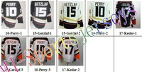 Free shipping-Wholesale Anaheim Hockey Black jerseys,Ice hockey Team jerseys,10Pcs/Lot
