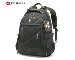 Free Shipping SwissGear Backpack Swiss Army Fashion knapsack Swiss knife Men's Swiss Army Knife man bag High quality(China (Mainland))