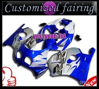 Customized fairing -Customize ABS Fairing -Fairing Kit for Honda CBR250RR MC22 91-98 1991-1998 CBR250 MC22 91 92 93 94 95 96 97