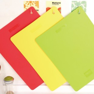 Classification chopping block antibiotic slip-resistant chopping board fashion cutting board set(China (Mainland))
