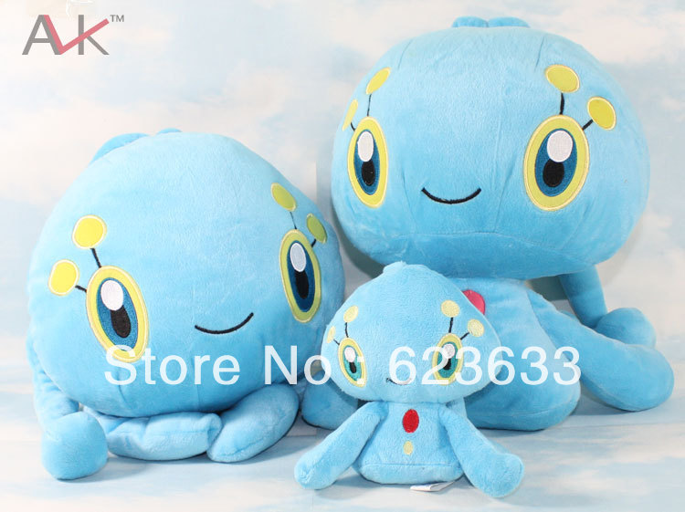 POKEMON plush toy doll Marine prince 3pcs/set free shipping(China (Mainland))