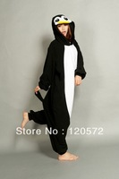 Penguin Unisex Kigurumi Pajamas Adult Anime Cosplay Costume Sleepsuit Cute
