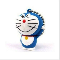 Free shipping Wholesale NEW Genuine 2GB 4GB 8GB 16GB 32GB cute cartoon shape  2.0 Memory Stick USB Flash Drive, G1011