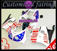 Customized fairing -Customize ABS Fairing -Motorcycle Fairing kit for Honda CBR250RR MC22 91 98 CBR250 MC22 91 92 93 94 95 96 97