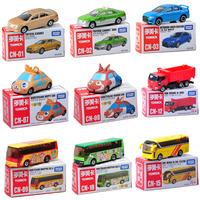 Dume tomy card pocket-size artificial alloy car toy car model sports car cn series