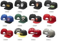 Wholesale baseball caps snapback hats/better obey the High Cartoon style hat and cap/man.