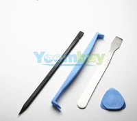 Spudger Repair Opening Kit - Metal Nylon Black Stick Soldering Tool Pry Bar Pick iPhone iPad tool Free Shipping