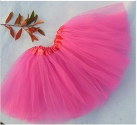 kids tutus dance wear top quality mixed color girl tutu dress Christmas shirt