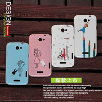 For htc one x mobile phone case protective case htc s720e mobile phone case cartoon silica gel sets g23 phone case