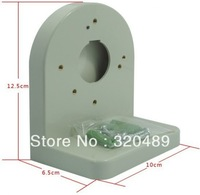 Free Shipping Dome Camera Platsic Bracket, L type bracket