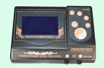free shipping wholesales Pro Led digital black tattoo power supply 110-230v for tattoo machine
