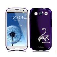 For samsung s3 protective case for i9300 i9308 protective shell for i9300 mobile phone case ultra-thin diamond rhinestone