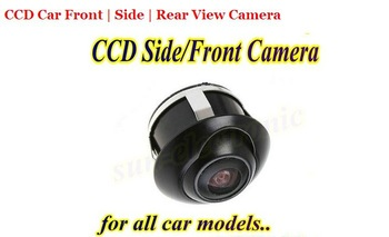 mini 360 degree HD ccd sony reverse back up camera  waterproof .front/side/reverse camera  car parking on Monitor /dvd/mirror