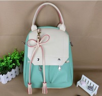 2013 Free shipping fashion women backpack, backpack lady, lady travel bag,1pce wholesale.KT-R60