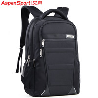 "Free Shipping! fashion Male backpack bags double-shoulder 16"" laptop backpack bag school students bag outdoor travel luggage men"