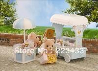 M'lele Novelty items  sylvanian families  Ice cream shop 1pc