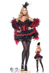 Free Shipping Sexy 2013 New Speak Easy Saloon Girl Adult Costume Cosplay Halloween Costume wholesale HL1387(China (Mainland))