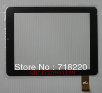 Free shipping New 8inch Capacitive Touch screen /Digitizer For MP4 ,MP5,TABLET PC Teclast P85  Dual-core