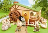 M'lele Novelty items  sylvanian families  Waterwheel bakery store 1pc