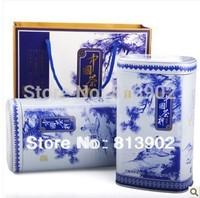 2014 New tea Dragon Well, Chinese Longjing Green Tea,250g Gift boxes Long Jing tea,Free Shipping 125g*2