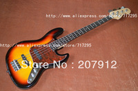 wholesale retail new arrival Jazz Bass guitar Chinaese guitar factory free shipping cheap price