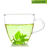Healthy Chinese Tea Glass cup coffee cup 150ml tea cup high temperature  freeship Weight Loss