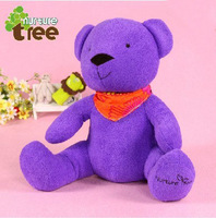 Newborn bear doll plush doll toy bear Small gift