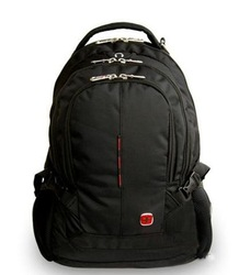 2013 double shoulder pack Stock Swissgear laptop backpack with good quality(China (Mainland))