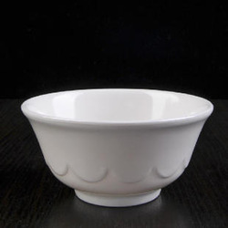 Free shipping Melamine tableware b6209-6 petals decorative pattern rice bowl soup bowl noodle bowl(China (Mainland))