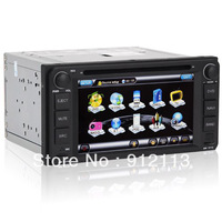 Auto Stereo for Toyota RAV4 LC Prado Hilux Highlander GPS Navigation Headunit built-in 3G USB host/Bluetooth/Ipod/PIP free map