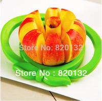 New Arrive 2pcs/lot Kitchen Knife Stainless steel Fruit Corer Slicer Easy Fruit Cutter for Apple Pear Free Shipping