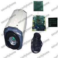 High Resolution 2.8-12mm Auto Lens SONY 700TVL Effio-P Super WDR CCTV Camera 3D-DNR