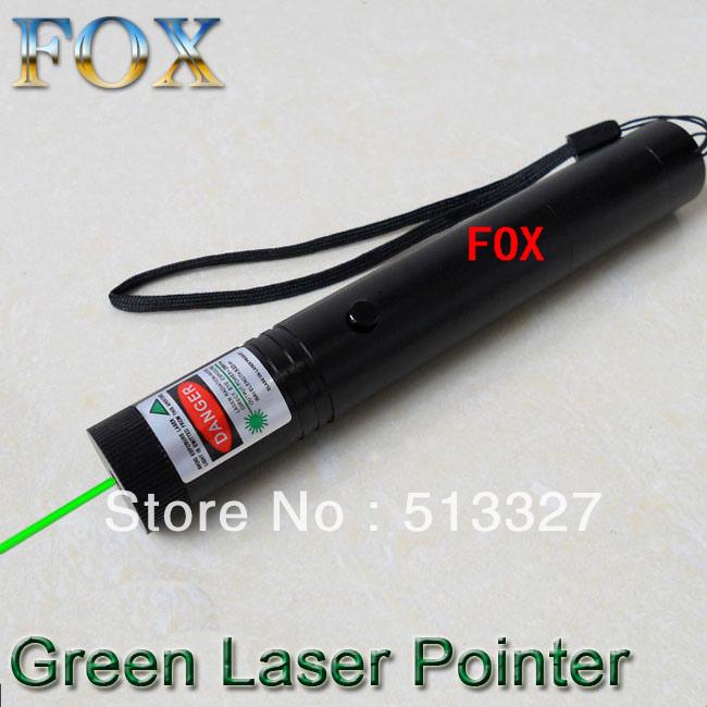 Лазерное перо FOX 5000mw 532nm /18650 16340 FO-302