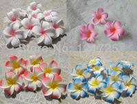 handmade diy 6CM artificial egg flower head Headdress