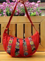 free shipping Unique messenger bag bags national trend casual bag 2012 women's bag vintage