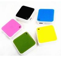 4800 mAh fashion universal mobile power  phone charging treasure smartphone standby power