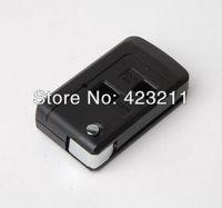 Flip Remote Key Shell Case For Toyota Avensis Avalon Echo Kluger Prado 2BT FT0263