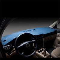 Car photophobism pad table pad instrument vw b5 passat sun-shading sunscreen refit