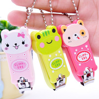 Min.order is $10(mix order )free shipping! cartoon finger scissors finger nail clipper plier nail art