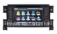Car DVD GPS for Suzuki Grand Vitara with built-in 3G USB host/Bluetooth/Ipod/PIP free 4GB TF card with IGO map